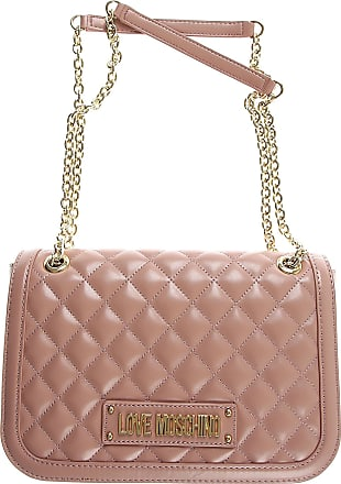 2ab0c26012 Moschino Shoulder Bag for Women On Sale, Pink, 2017, one size
