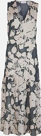 a linjeformade klänningar