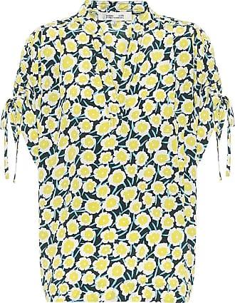 Diane Von Fürstenberg Grania floral silk blouse
