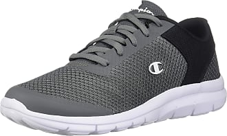 dc378b7fa85 Champion Grey Black Mens Gusto Performance Cross Trainer 7 Wide