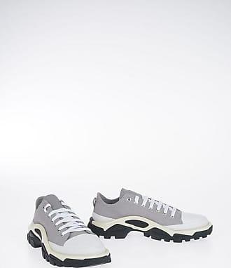 Raf Simons ADIDAS Canvas DETROIT RUNNER Sneakers Größe 6