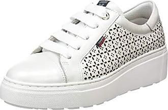 adf62f2c Callaghan Moon Line, Zapatos de Cordones Derby para Mujer, (Blanco 1),