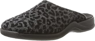 Rohde Womens 2313 Slippers Grey Size: 7 UK