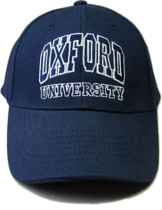 Oxford University Navy Baseball Cap - Official Merchandise