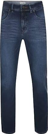 Pierre Cardin Calça Jeans Premium Denim Índigo 48