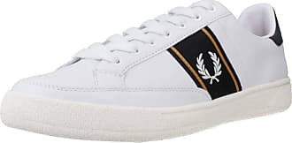 Fred Perry Men Shoes B35 White 10.5 UK