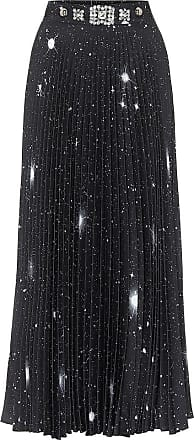 Christopher Kane Embellished printed maxi skirt