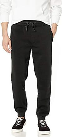 WT02 Mens Basic Jogger Fleece Pants