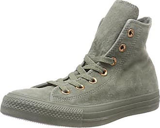 3a484a262819 Converse Unisex-Erwachsene CTAS HI Dark Stucco Hohe Sneaker