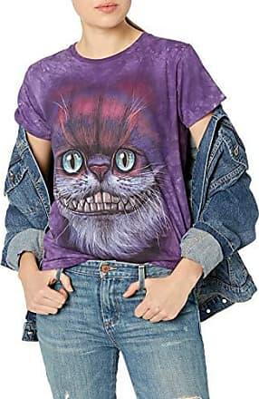 Unicorn Purple Moon Womens T-shirt XS-3XL