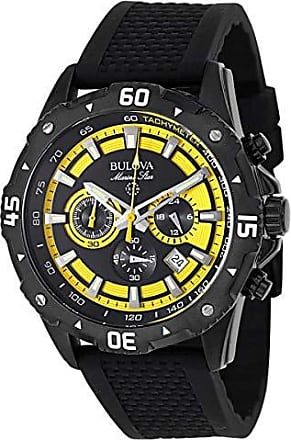 Bulova Relógio Bulova Marine Star Cronógrafo Sport Masculino WB31798Y