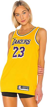 Nike Lakers Jersey in Yellow
