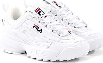 Sneakers In Pelle  Acquista 487 Marche fino a −67%  08b22622215