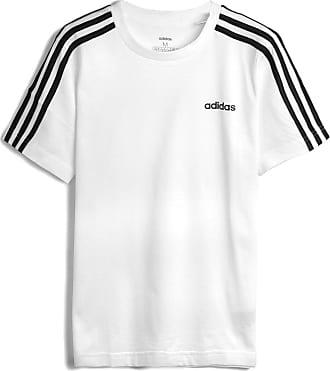 adidas Performance Camiseta adidas Performance Menino Lisa Branca