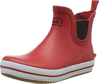 kamik Womens SHARONLO Rain Boot, Red Re2, 5 UK