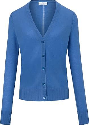 Cashmere Strickjacken in Blau: 66 Produkte bis zu −50