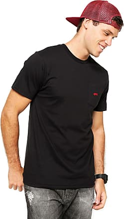 4dc8c2aba Vans Camiseta Vans Everyday Pocket Tee Preta