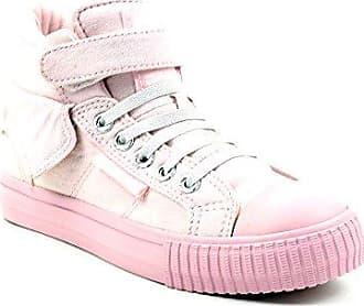 5935cf95c6b740 British Knights Sneaker Schuhe Roco rosa Größe EU 32 7-8 Jahre