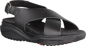 Xsensible Womens Fashion Sandals black black