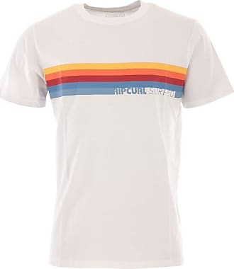 Rip Curl Eclipse Short Sleeve T-Shirt X Large Optical White