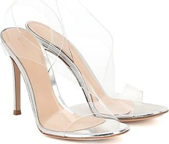 Gianvito Rossi Metropolis 115 PVC sandals