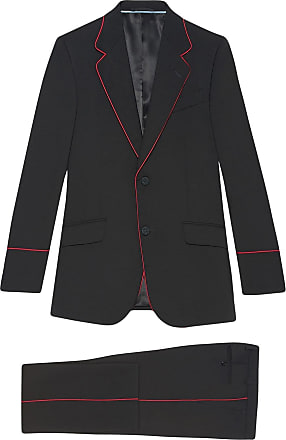 b00e04ceea2c2d Gucci Heritage tuxedo with piping - Black