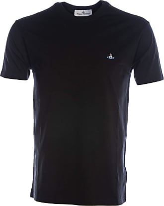 Vivienne Westwood Basic Orb T Shirt in Black