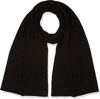 BOSS Mens Ariffeno Scarf, Black (Black 001), One (Size: STÜCK)
