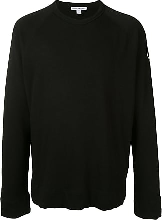 James Perse Bear graphic-print sweatshirt - Black