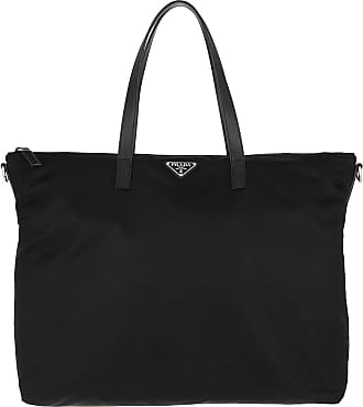 Prada Men Shopping Bag Black Shopper schwarz