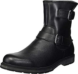 Kenneth Cole Reaction Mens DRUE B Fashion Boot, Black, 9.5 M US