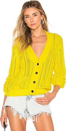 Rta Hunter Cardigan in Yellow