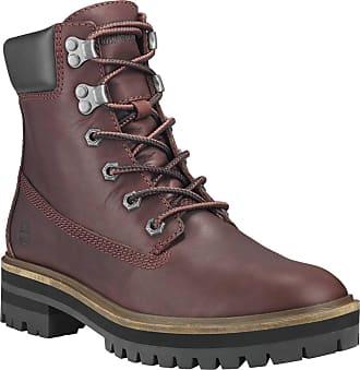 622a1479cd Timberland London Square 6 Damen Mountain Lifestyle Schuh (rot)