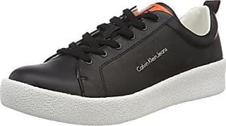 Sneakers Calvin Noir 000 45 Jeans Klein Gerald Blk EU Nappa Homme Basses UwrCZnwITq