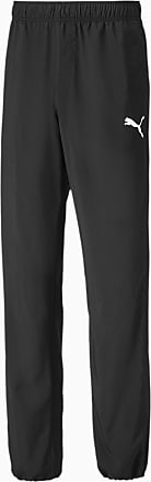 Puma Essentials Woven Mens Pants, Black, size 2X Large, Clothing