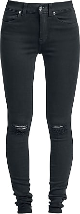 Dr. Denim Lexy Ripped Knees - Jeans - schwarz