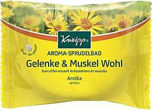 Kneipp Badezusatz Sprudelbäder Aroma-Sprudelbad Gelenke & Muskel Wohl 80 g