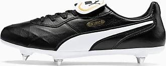 Puma Womens PUMA King Top Shirt SG Football Boots, Black/White, size 10.5, Clothing