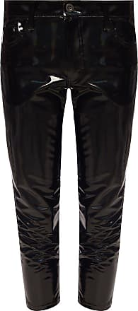 Junya Watanabe Junya Watanabe Comme Des Garcons Holographic Trousers Womens Black