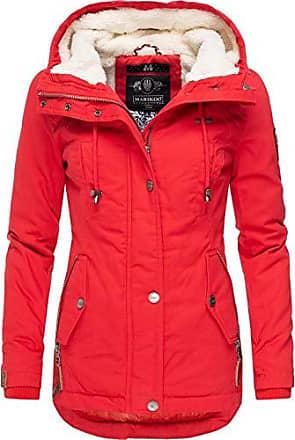 Marikoo Damen Winter Jacke Baumwolljacke Kurzmantel Manolya 14 Farben XS-XXL