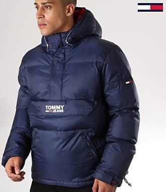 17faf3857f9ea Tommy Jeans Tommy Hilfiger Jeans - Doudoune Padded Popover 5015 Bleu Marine