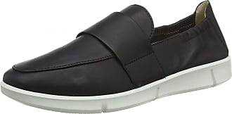 Legero Womens Lucca Loafer, Black Black 01, 4 UK