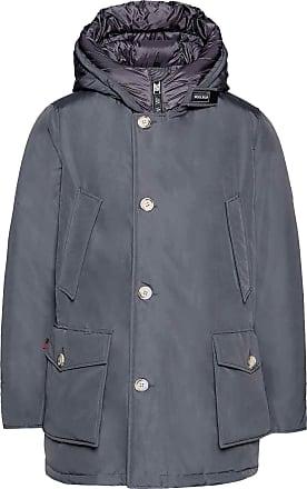 Woolrich Woolrich Arctic Mens Parka Jacket Blue Size: Medium