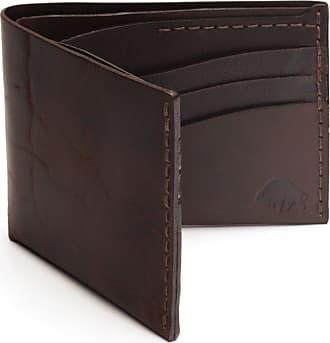 Ezra Arthur No. 8 Wallet   Malbec