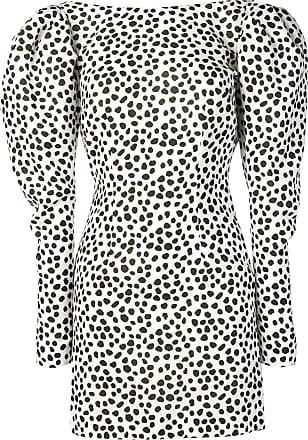 16Arlington Vestido de poá - Preto