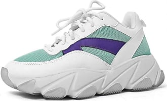 Damannu Shoes Tênis Chunky Nadja - Cor: Branco - Tamanho: 39