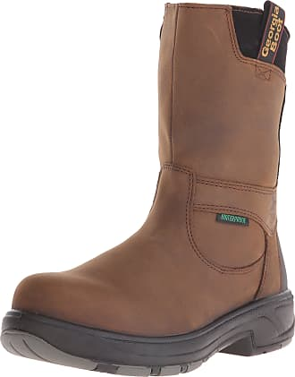 Georgia Boot Mens Flxpoint 10 Inch Work Shoe