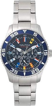 Nautica Relógio Nautica Masculino Aço - NAPWHC001