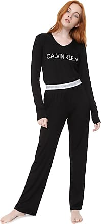 Calvin Klein Underwear Pijama Calvin Klein Underwear Modern Preto