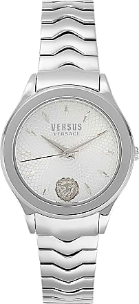 Versace Watch for Women On Sale, Silver, Stainless Steel, 2017, One Size